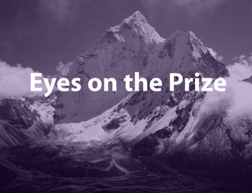 Accounting & Business – Eyes on the prize